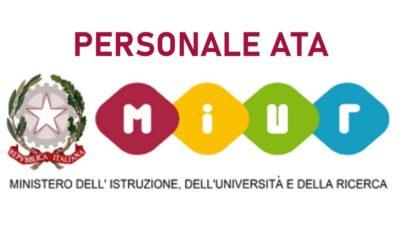 Proroga presentazione III fascia ATA