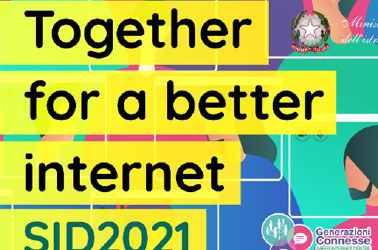 Together for a better internet – Safer Internet Day – Diretta streaming